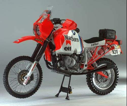 Мотоцикл BMW R 80GS Dakar Replica GS80R-GS980R 1980