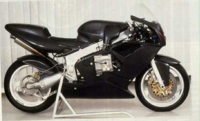 Мотоцикл BMW R1 Prototype 1989