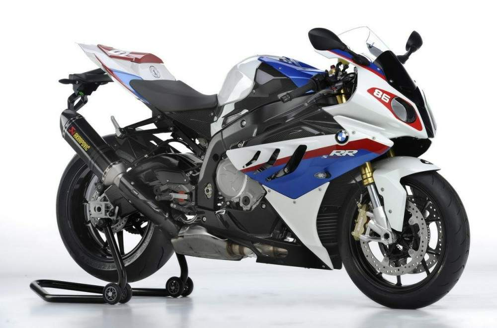 Мотоцикл BMW S 1000RR Superstock Limited Edition 2011