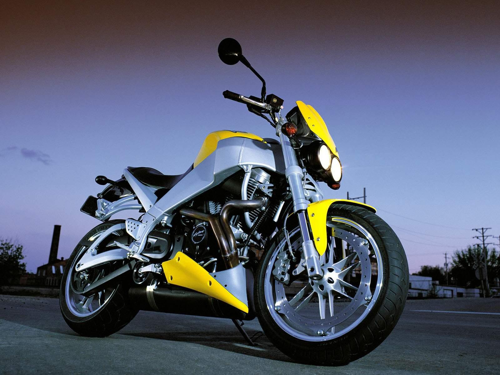 Buell Buell Lightning XB9S - Moto.ZombDrive.COM