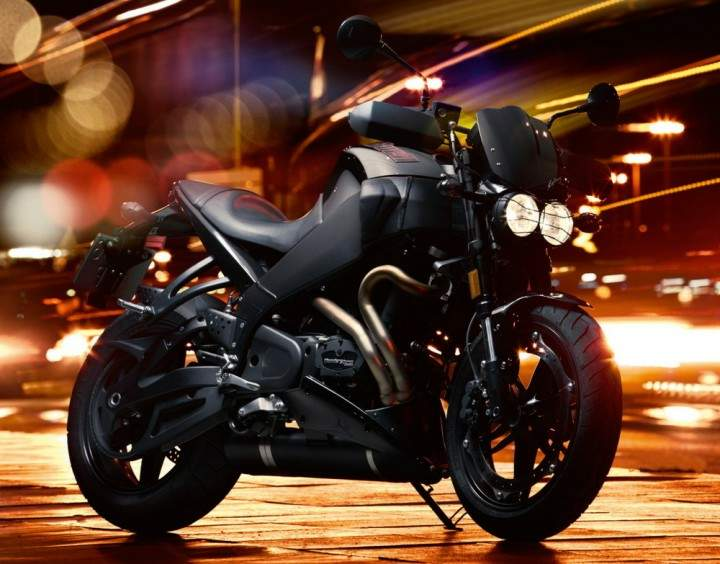 Мотоцикл Buell XR9SX Lightning CityX Black 2009