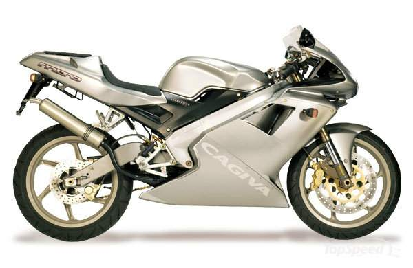 Мотоцикл Cagiva Mito 125 2005