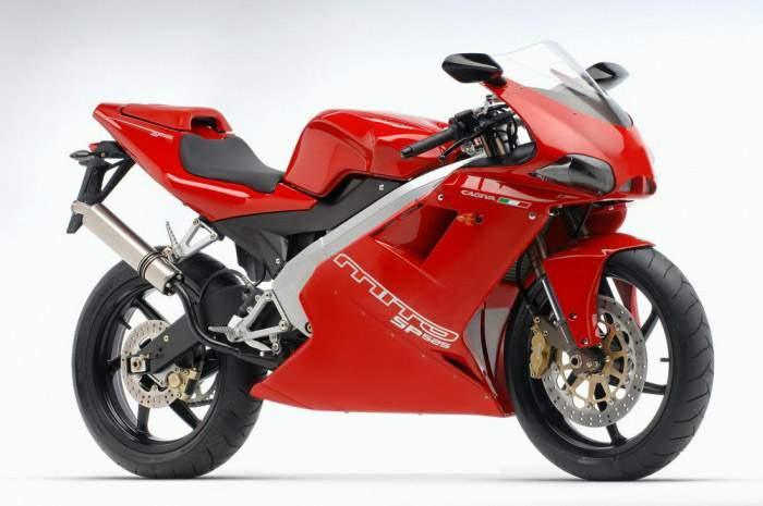 Мотоцикл Cagiva Mito SP 524