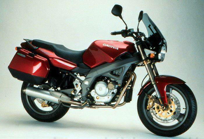Мотоцикл Cagiva River 600ie 1995