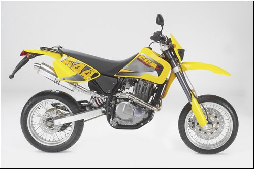Мотоцикл CCM 644 DS Supermoto 2002