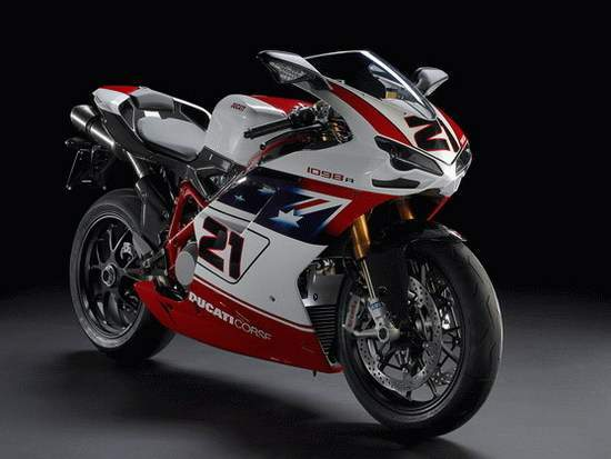Мотоцикл Ducati 1098R Bayliss Limited Edition 2009