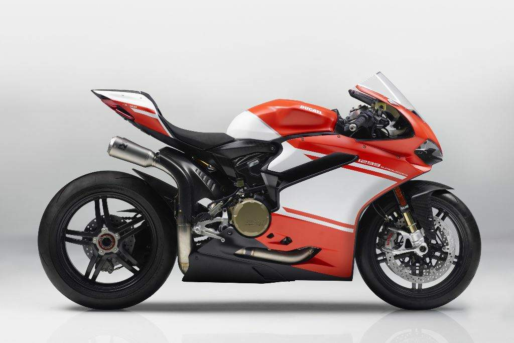 Мотоцикл Ducati 1299 Superleggera 2017