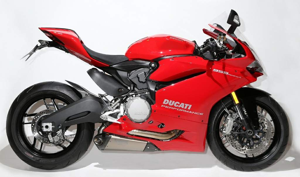 Мотоцикл Ducati 959 Panigale Special Edition 2017