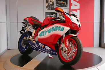 Мотоцикл Ducati 999 Airwaves Replica 2006