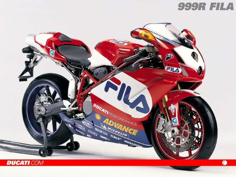 Мотоцикл Ducati 999R Fil a 200th Win Limited Edition 2004