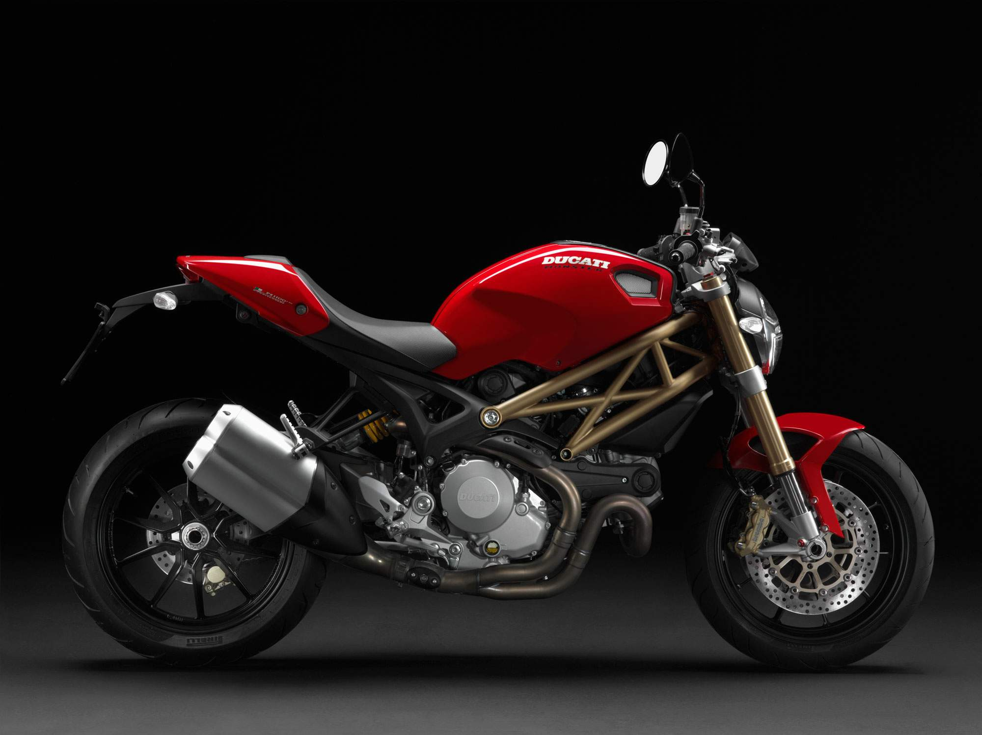 Мотоцикл Ducati Monster 1100 EVO 20th Anniversary 2013