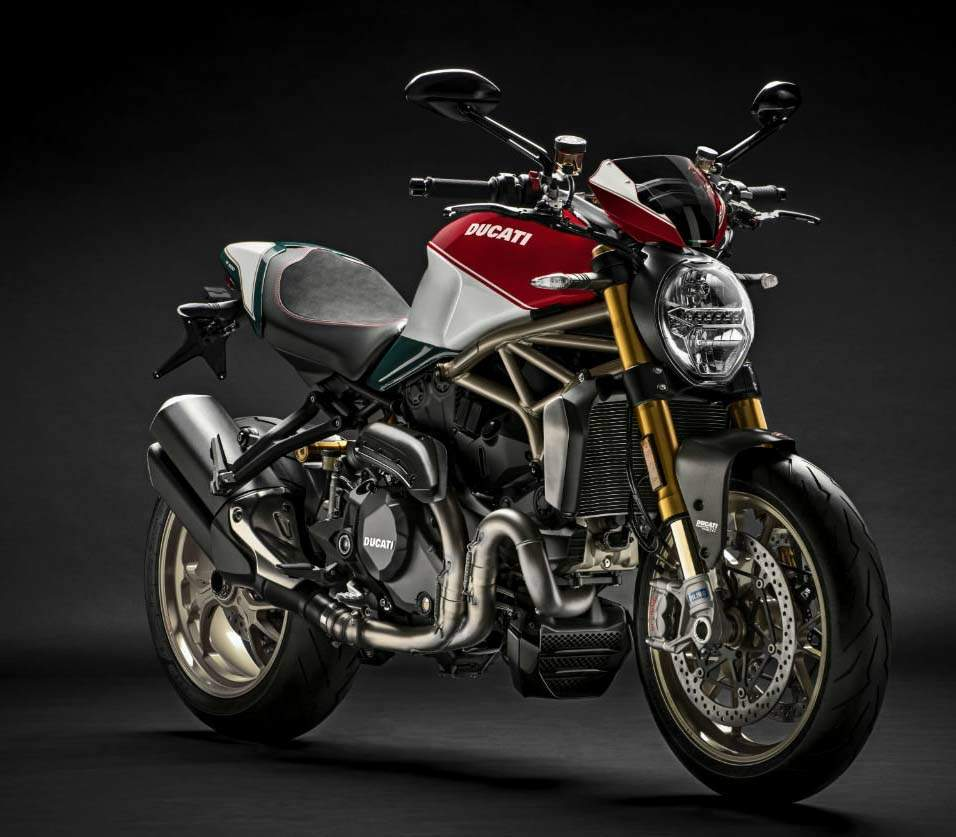 Мотоцикл Ducati Monster 1200 25 Anniversario Limited Edition 2018