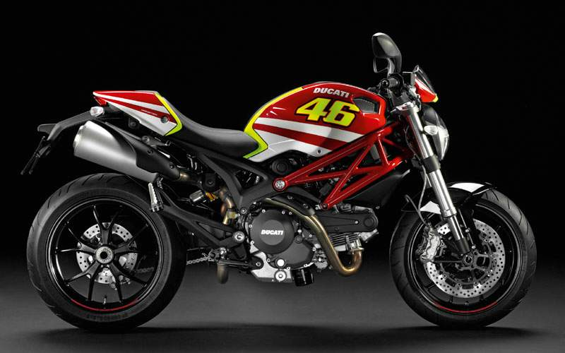 Мотоцикл Ducati Monster 796 Rossi MotoGP Replica 2011