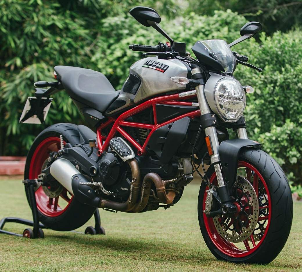 Мотоцикл Ducati Monster 797 Special Edtion 2018
