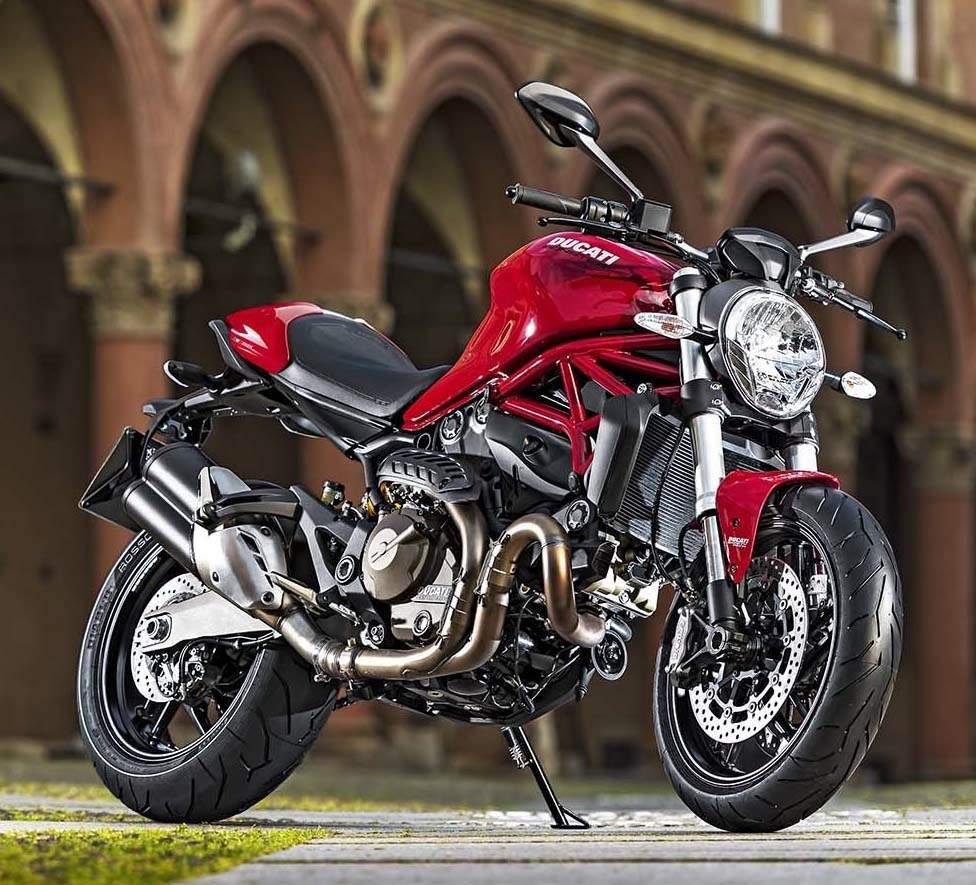 2017 Ducati Monster 821 Stripe Motorcycle UAEs Prices