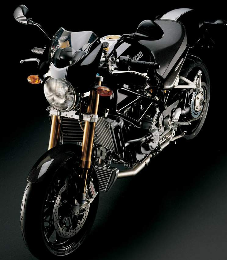 Мотоцикл Ducati Monster S4RS Testastretta 2007