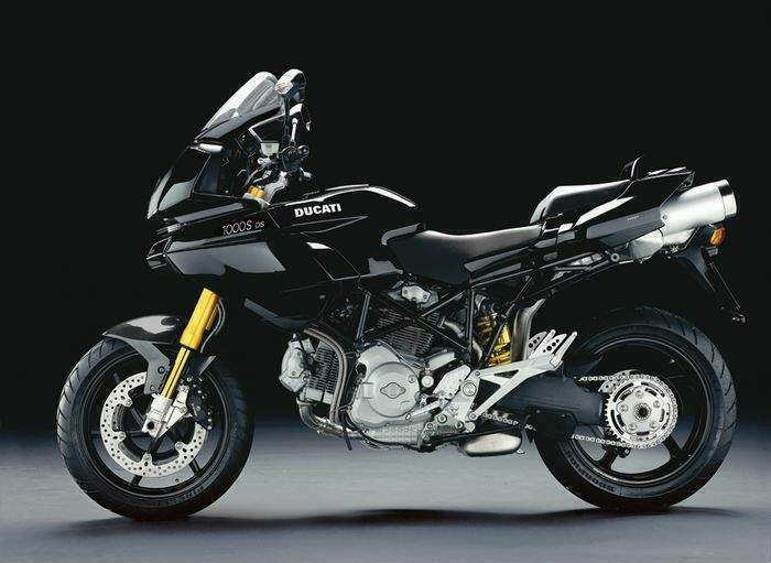 Мотоцикл Ducati Multistrada 100 0 DS 2005