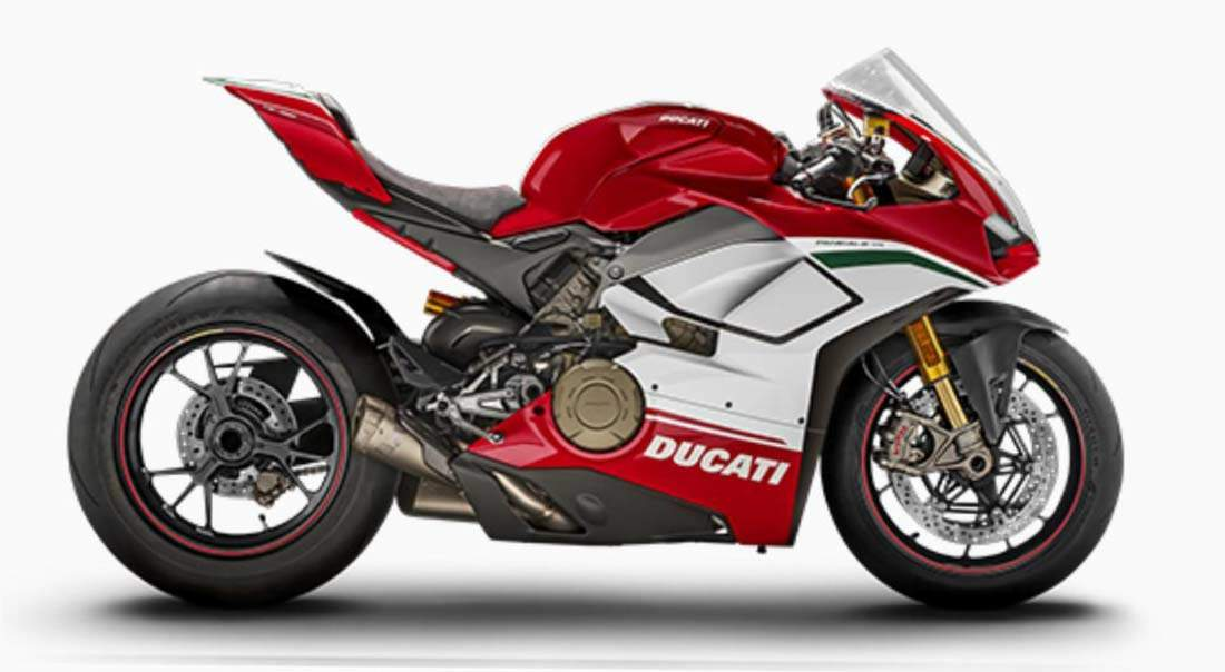 Мотоцикл Ducati Panigale V4 Speciale 2018