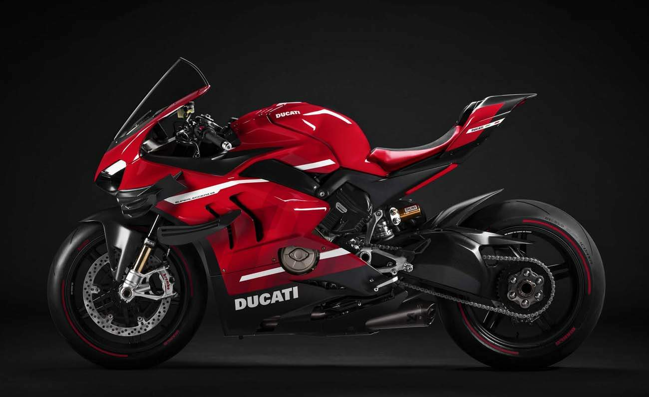 Мотоцикл Ducati Superleggera V4 2020