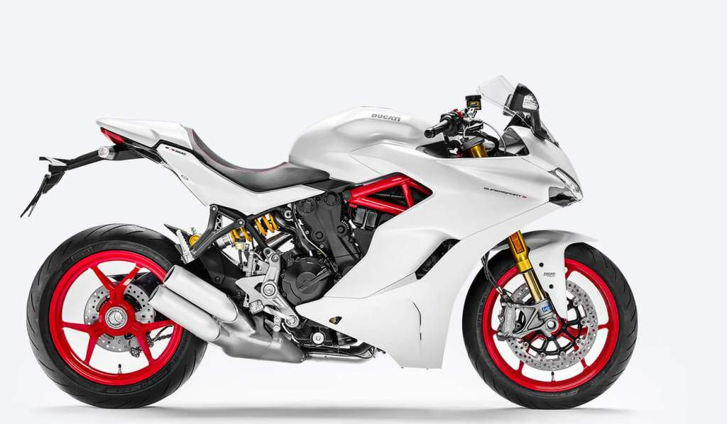 Мотоцикл Ducati Supersport S 2017