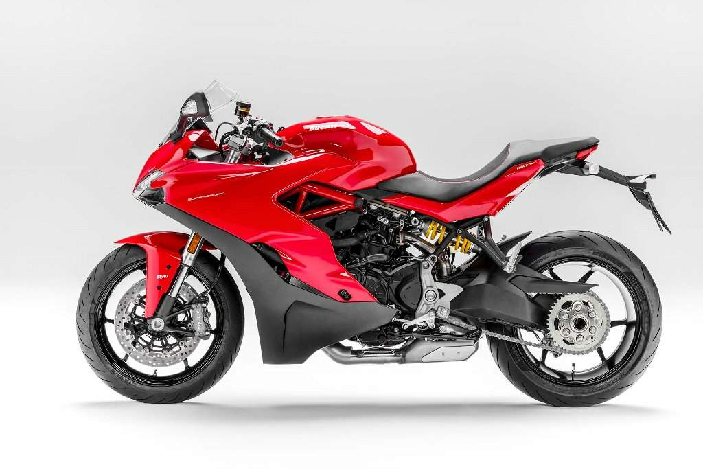 Мотоцикл Ducati Supersport 2017