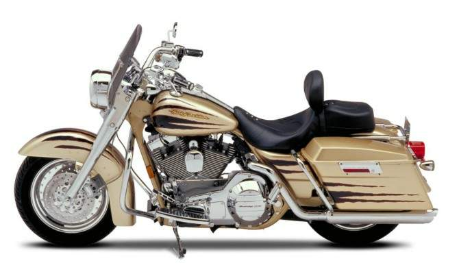 Мотоцикл Harley Davidson FLHR Road King Screaming Eagle 2003