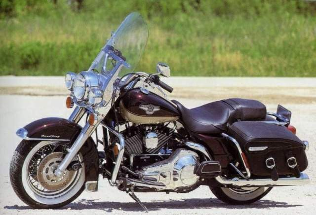 Мотоцикл Harley Davidson FLHR Road King 1996