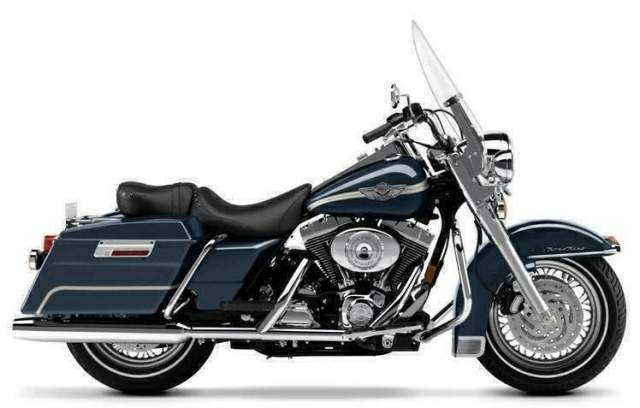 Мотоцикл Harley Davidson FLHR Road King 1999
