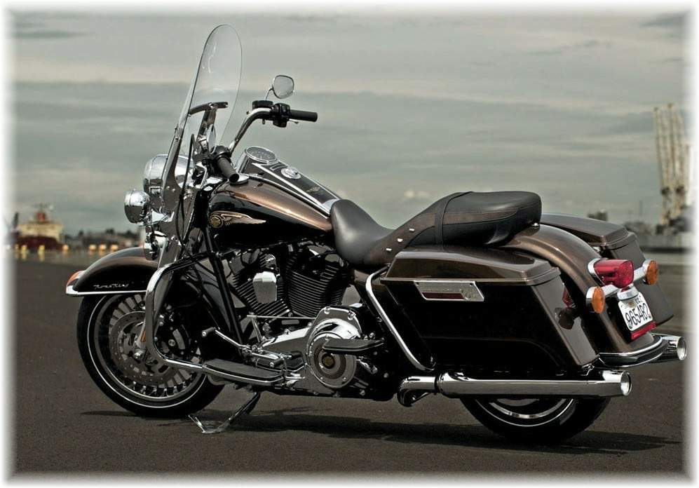 Мотоцикл Harley Davidson FLHR Road King 2013