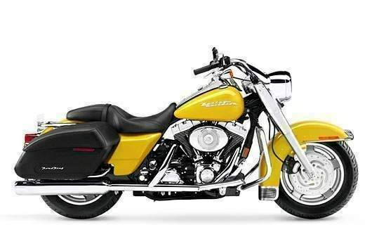 Мотоцикл Harley Davidson FLHRS Road King Custom 2005