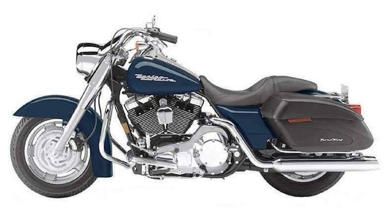 Мотоцикл harley davidson flhrs road king custom 2004