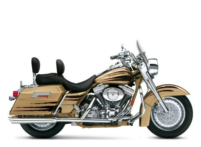 Мотоцикл Harley Davidson FLHRSE Screaming Eagle Road King 2003