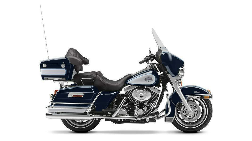 Мотоцикл Harley Davidson FLHTC
