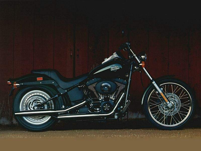 Мотоцикл Harley Davidson FXSTB Softail Night Train 1998
