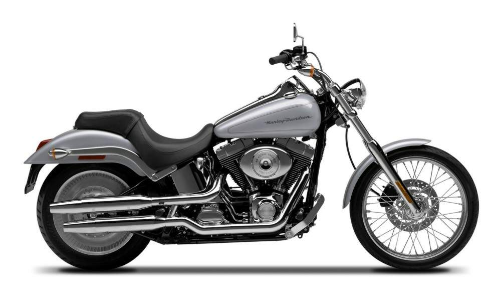 Мотоцикл Harley Davidson FXSTBI Softail Night Train 2001