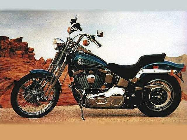 Мотоцикл Harley Davidson FXSTS Softail Springer 1999