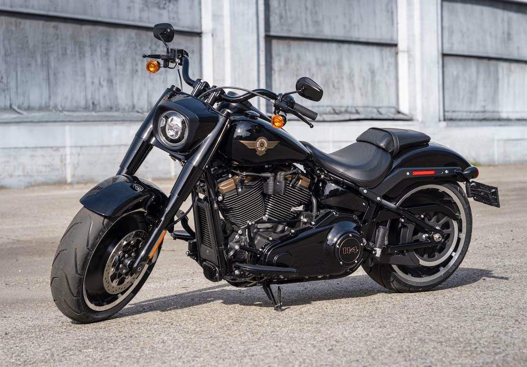 Мотоцикл Harley Davidson Softail Fat Boy 114 30th Anniversary 2020
