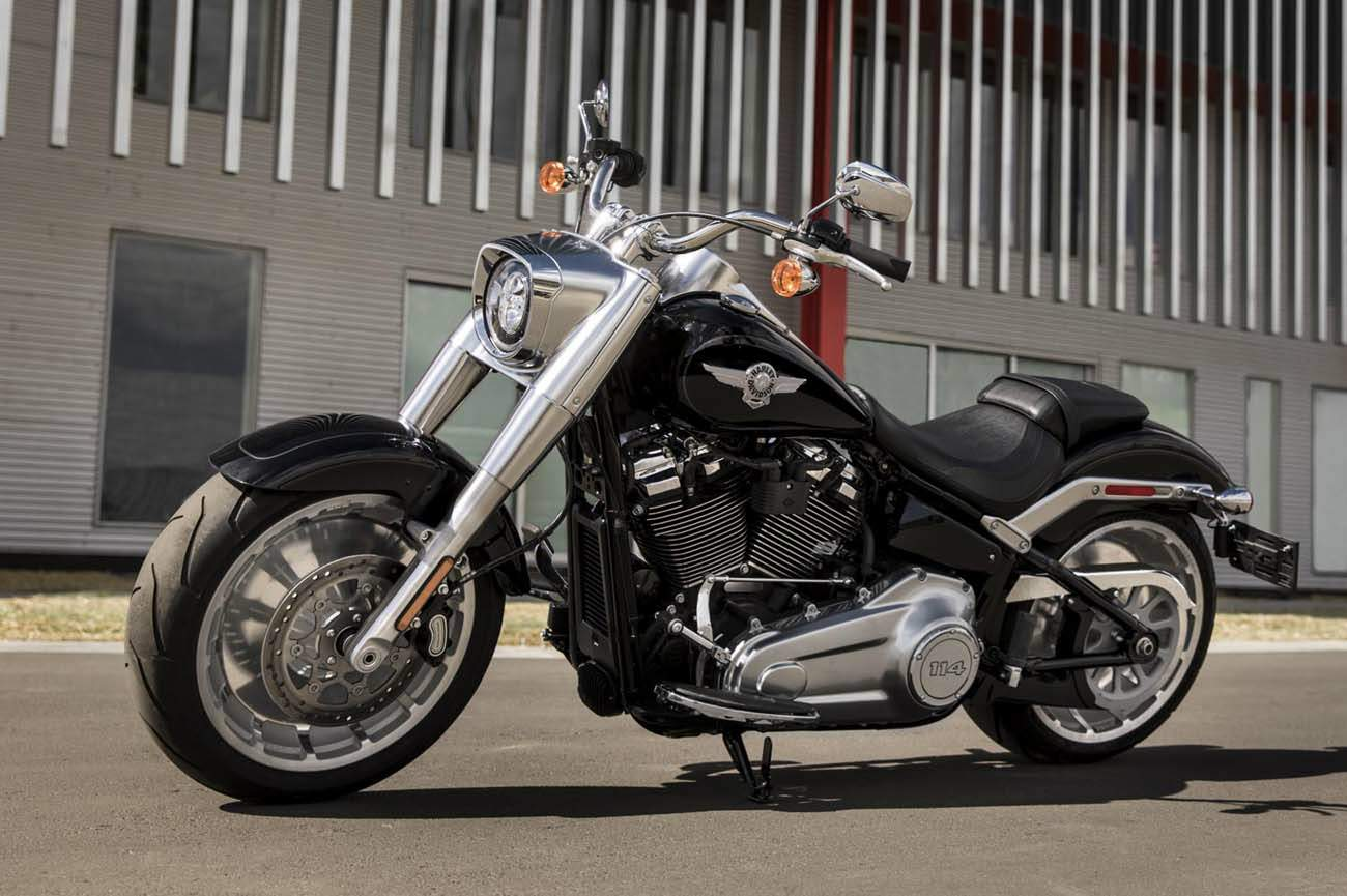 Мотоцикл Harley Davidson Softail Fat Boy 114 2020