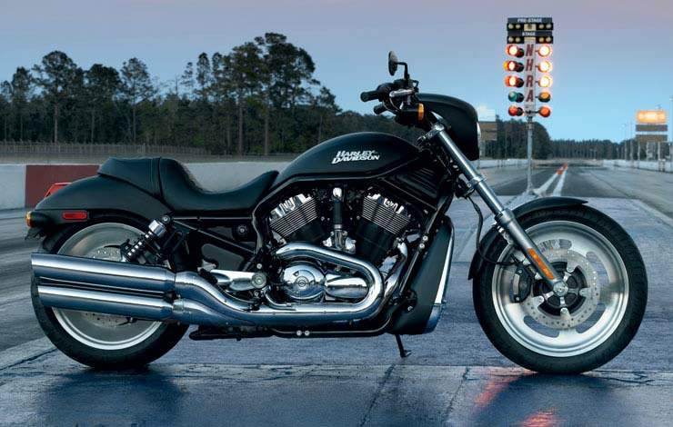 Мотоцикл Harley Davidson VRSCD  Night Rod 2006
