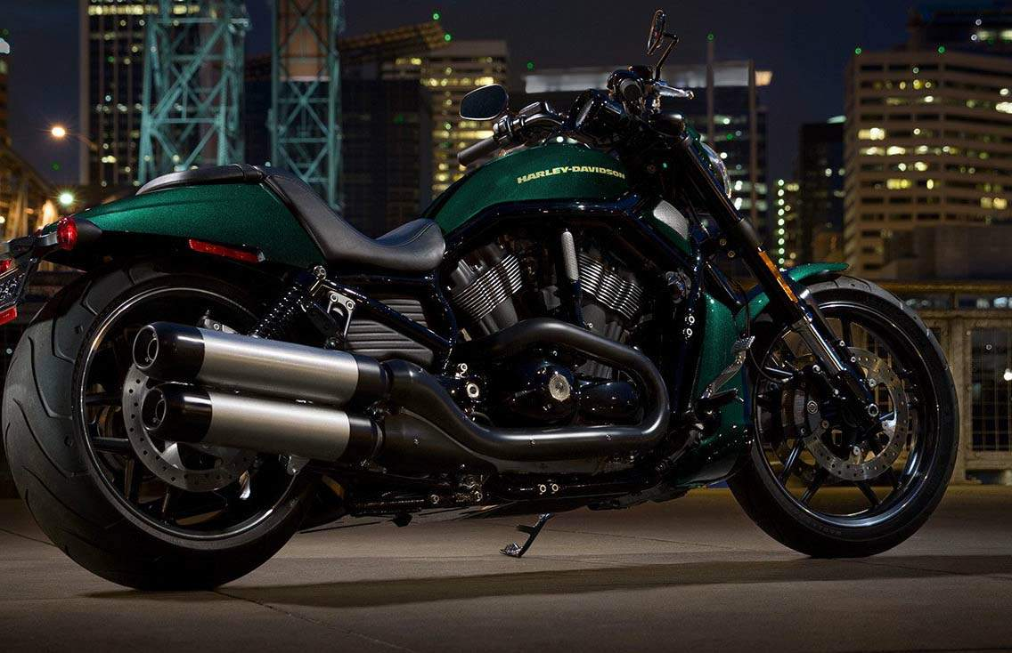 Мотоцикл Harley Davidson VRSCDX Night Rod Special 2015