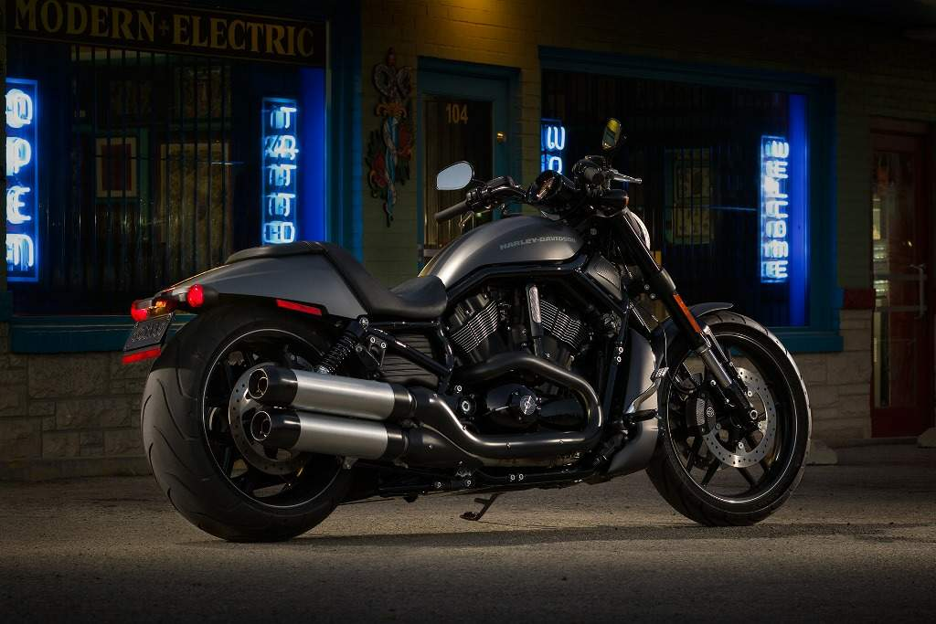 Мотоцикл Harley Davidson VRSCDX Night Rod Special 2016