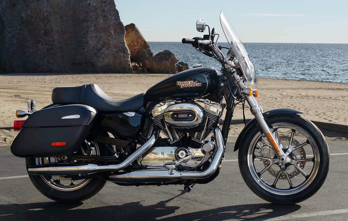 Мотоцикл Harley Davidson XL 1200T Superlow 2015