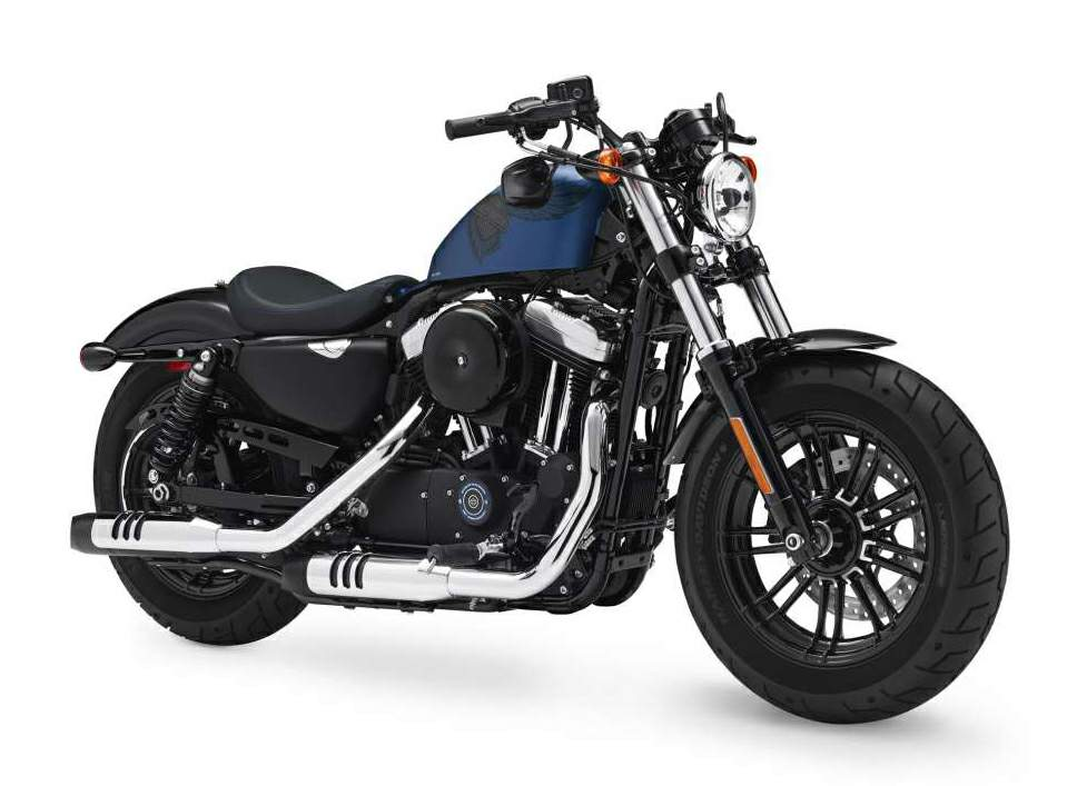 Мотоцикл Harley Davidson XL 1200X Forty-Eight 115th Anniversary 2018