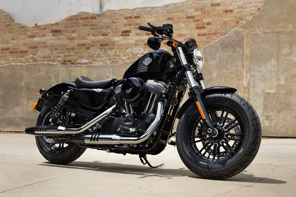 Мотоцикл Harley Davidson XL 1200X Forty-Eight 2016