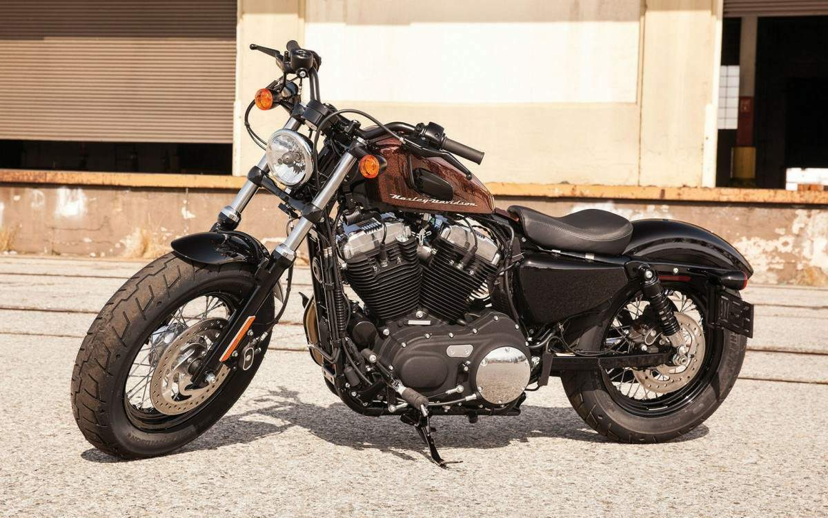 Мотоцикл Harley Davidson XL 1200X Forty-Eight 2014