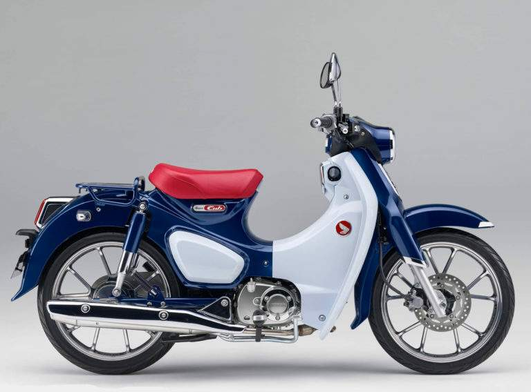Мотоцикл Honda C 125 Super Cub ABS 2018