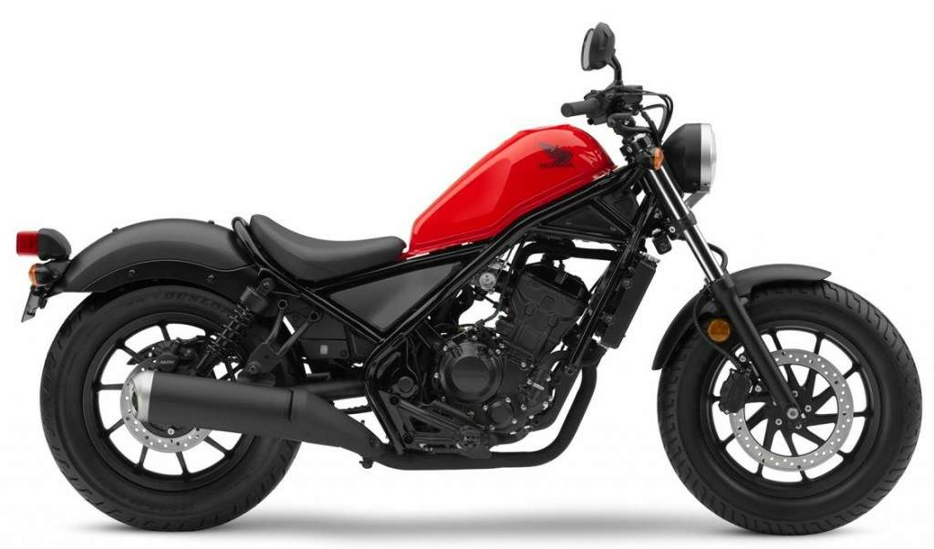 Мотоцикл Honda CA 300 Rebel 2017
