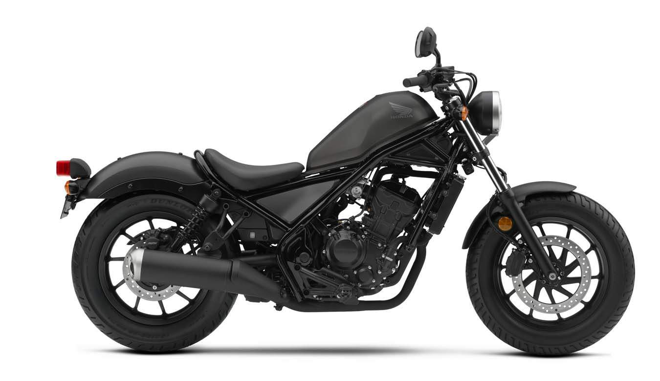 Мотоцикл Honda CA 300 Rebel 2019