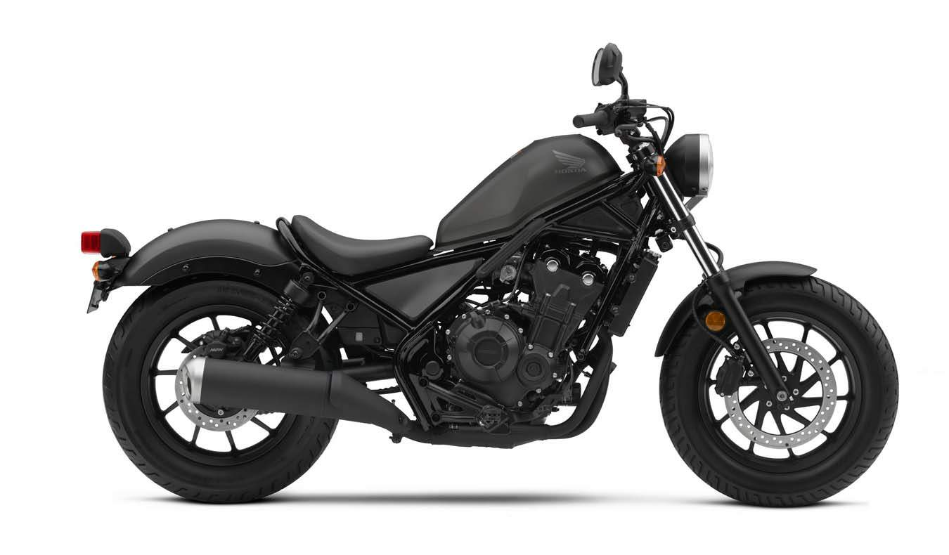Мотоцикл Honda CA 500 Rebel 2019