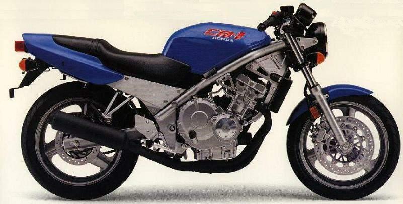 honda cb-1, 1991 г.в